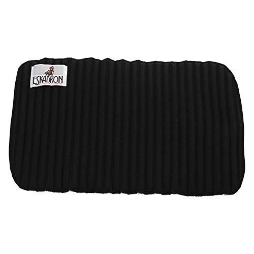 ESKADRON CLIMATEX Bandagierunterlagen, schwarz, 35 x 35 cm (Pony groß)