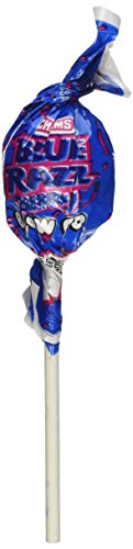 Blow Pops 48 Pack Blue Razz Berry