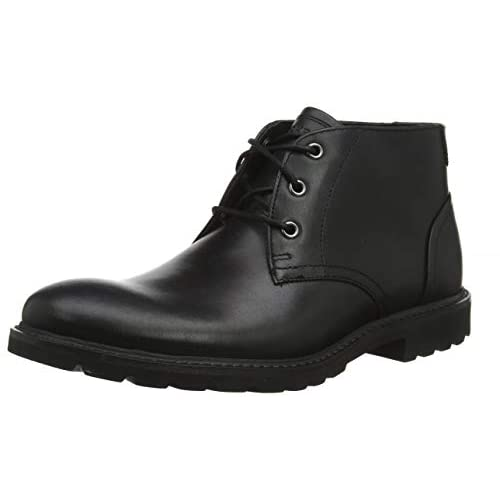 Rockport Men's Sharp & Ready Chukka Boots