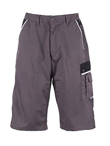 TMG® Korte werkbroek voor heren, in vele kleuren en maten, voor mannen, werkbroek voor de zomer, korte beschermende broek met stretch band