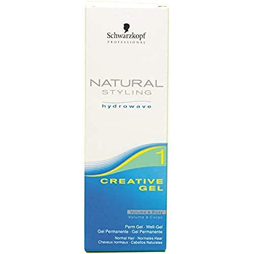 Schwarzkopf Natural Styling Creative Gel Permanent Racine 50 ml