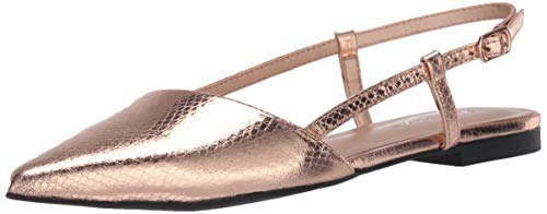 Top 10 best selling list for copper metallic flat shoes