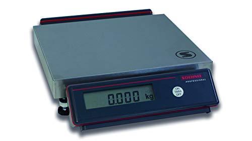 SOEHNLE PROFESSIONAL Báscula de control para clientes 9135 Max.6kg - 2g Dos Pantallas **Precio especial**