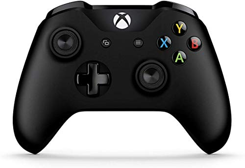 Microsoft - Mando Inalámbrico, Color Negro (Xbox One), Bluetooth