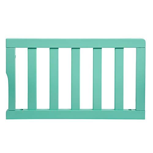Dream On Me Universal Convertible Crib Toddler Guard Rail, Emerald
