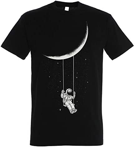 Camiseta Moon Swing - Espacio - Astronauta