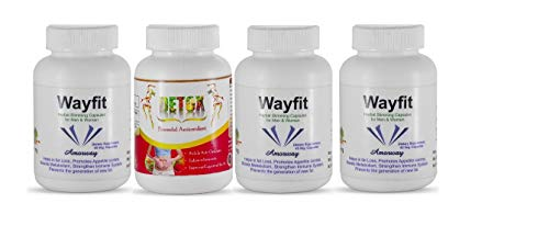 Wayfit Pack of 4 (Full Course of 2 Months)