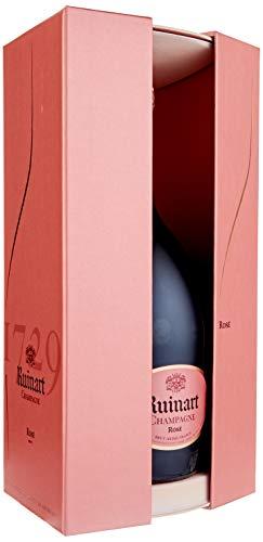 Ruinart Rose Chardonnay Brut Champagner mit Geschenkverpackung (1 x 0.75 l)