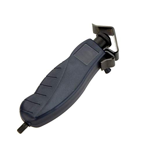 BE-TOOL - Alicates pelacables de 4,5 a 25 mm, color negro