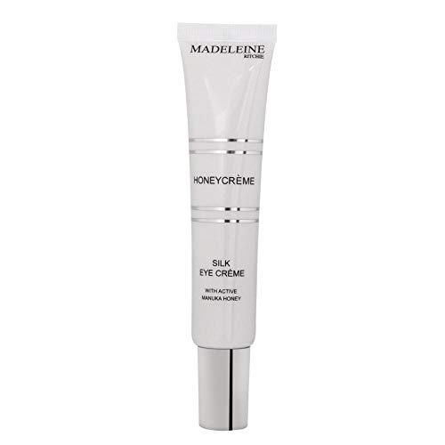 Madeleine Ritchie New Zealand Natural Active Manuka Honey Silk Crème contour des yeux anti-rides et raffermissante Crème pour les yeux 30ml