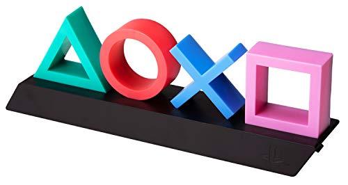 【PlayStation 公式ライセンス商品】グラフト ゲーミングライフ Paladone Icons Light/PlayStation プレイステーション アイコン ライト 【日本正規代理店保証品】 PLDN-004