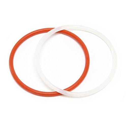 SunSun Ersatzteil Bio-Druckteichfilter CPF-180/250 Dichtung / 2tlg Anschluss-Set UV Lampe