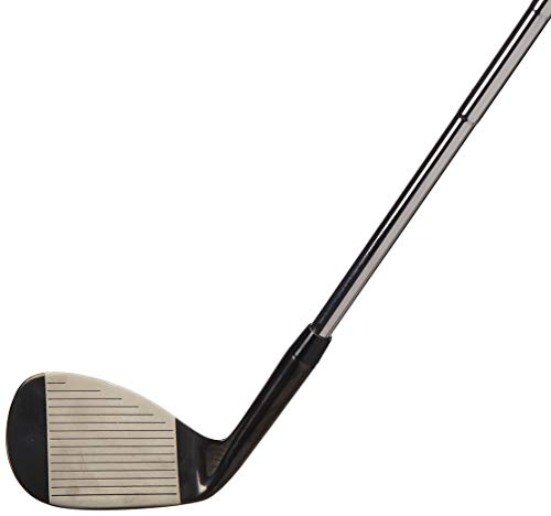 Wilson Staff Men's Harmonized Black Chrome Golf Wedge, Right Hand, 60.0-Degree