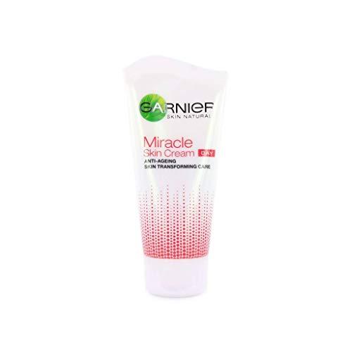 Garnier Miracle Skin Day Cream 40+ 50ml Anti Ageing Skin Transforming Care
