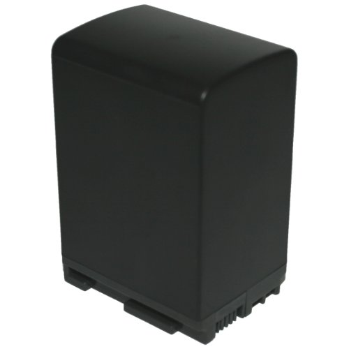 Wasabi Power Battery for Canon BP-827 (3000mAh) and Canon VIXIA HF G10, HF G20, HF M30, HF M31, HF M32, HF M40, HF M41, HF M300, HF M400, HF S10, HF S11, HF S20, HF S21, HF S30, HF S100, HF S200, HF10, HF11, HF20, HF21, HF100, HF200, HG20, HG21, HG30, XA10