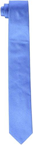 Brooks Brothers Tie REPP SL SLD BL Cravatta, Blu (Blue 400), One Size (Taglia produttore:0 -) Uomo
