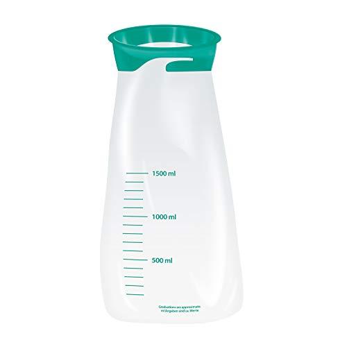 Spuckbeutel 1,5 l, verschließbar, Vomit Bag, Spucktüte, Brechbeutel, Kotztüte (50)