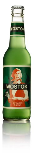 Wostok Ingwer Estragon 6er Pack (6 mal 0,33l Flasche)