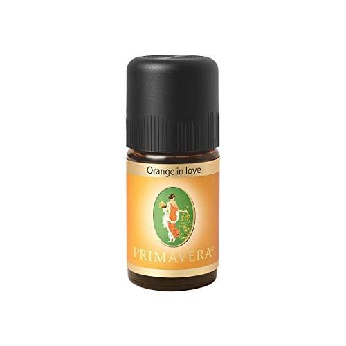 Preisvergleich Produktbild Primavera Aromaöl Orange in Love 5ml
