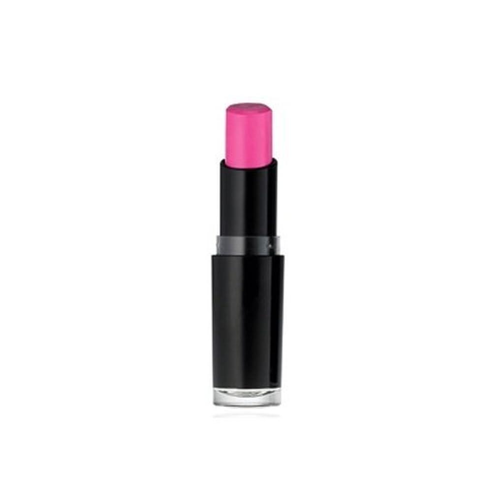 航空便娯楽荒涼とした(3 Pack) WET N WILD Mega Last Matte Lip Cover Dollhouse Pink (並行輸入品)