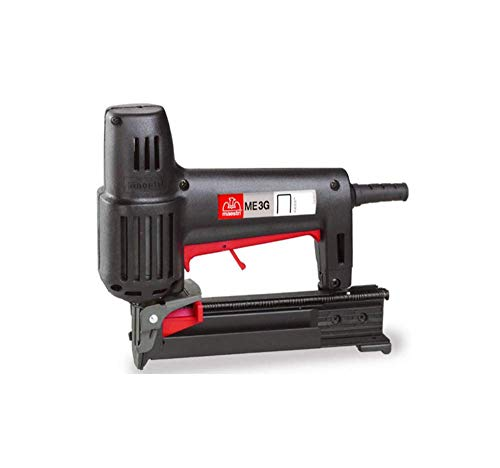 Maestri ME 3G - Heavy Duty Electric Upholstery Stapler | High Industrial Quality Material | Household Upholstery...