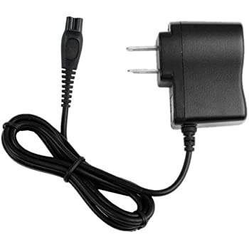 yan AC DC Charger Power Adapter Cord for Philips Series 7000 HC7460//13 Hairclipper