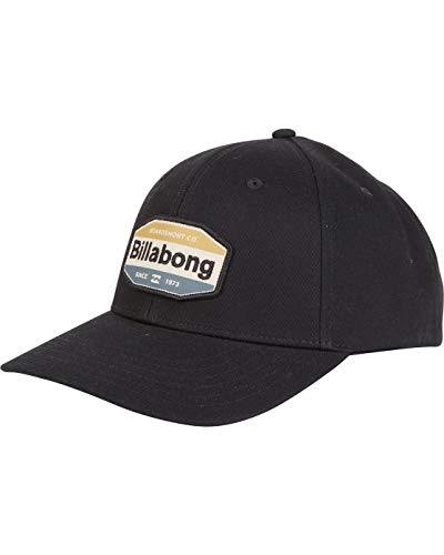 BILLABONG Herren Caps Walled Snapback, Stealth, U, S5CM03