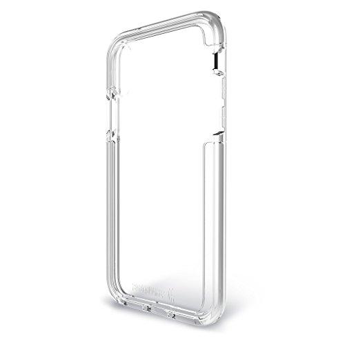 BODYGUARDZ Ace Pro Funda para Apple iPhone X–Transparente/Claro