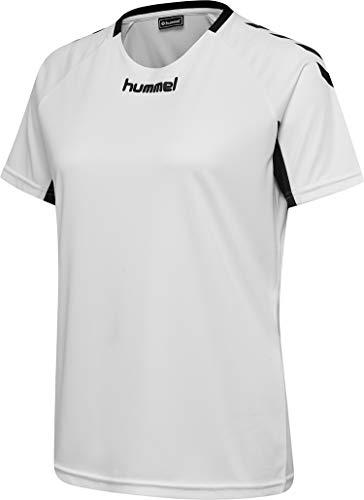 Hummel Damen Core Team Jersey S/S Trikot, Wei߸, M EU