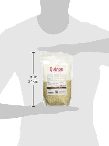 Naturacereal Quinoa, weiß, 1er Pack (1 x 1 kg) - 3