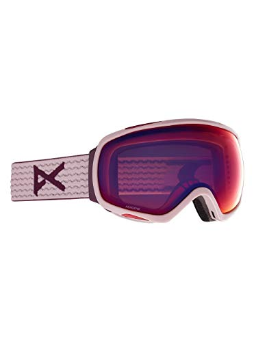 Anon Damen Tempest Snowboard Brille, Purple/Perceive Variable Violet
