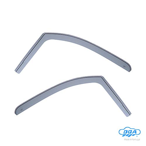 MC/_Performance Front Wind Deflectors for Land Cruiser 1996-2002