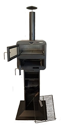 Grillfox 1002 oven voor buiten (pizza en grill).