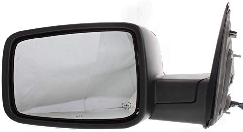 Mirror For 2011-2012 Ram 1500 2009 Dodge Ram 1500 LH Heated