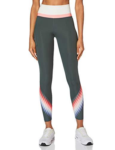 Pepe Jeans W Playa Hybrid Lite Legging Leggings, Vintage Green/(Light Bone), XS Womens