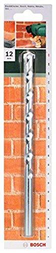 Bosch 2609255444 200mm Masonry Drill Bit with Diameter 12mm
