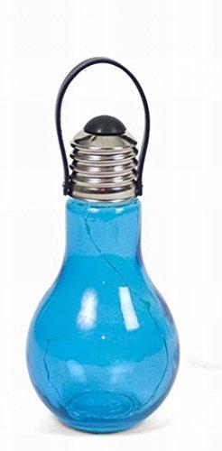 Lampe Ampoule 5 LEDs 9 x 9 x 20 cm
