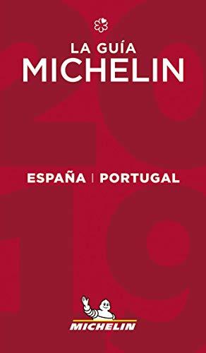 La guía MICHELIN España & Portugal 2019: The Guide Michelin (La guida Michelin)