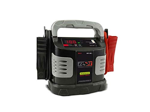 For Sale! PLASTILINUM Schumacher DSR132 1200 Peak Amp 12V Ultracapacitor Hybrid Jump Starter