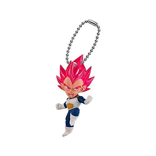 Dragon Ball Super UDM Ultimate Deformed Mascot Burst 41 [2. Super Saiyan God Vegeta] (Single Item)
