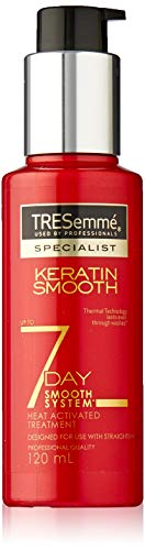 TRESemm? Keratin Smooth 7 Day Smooth Heat Activated Treatment 120 ml