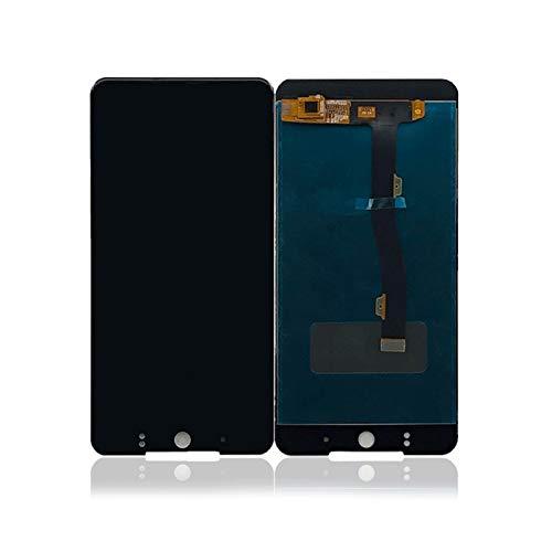 AFSDF Mostrar Pantalla Táctil Fit For CX Pantalla Táctil Digitalizador Panel De Montaje De 5,5 Pulgadas Producto De Teléfono Móvil Pantalla De Repuesto para (Color : Black)