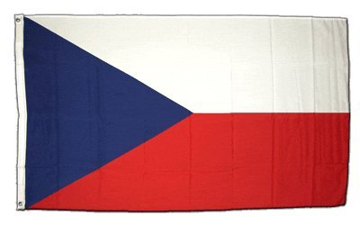 XXL Flagge Fahne Tschechische Republik 150 x 250 cm