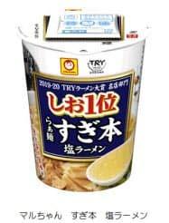 マルちゃん すぎ本 塩ラーメン 1箱(12入)