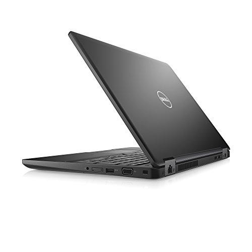 Dell VT96Y 15,6 Zoll Notebook | Intel Core i5-7440H, 8GB RAM, 256 GB SSD, Win 10 Pro | Schwarz