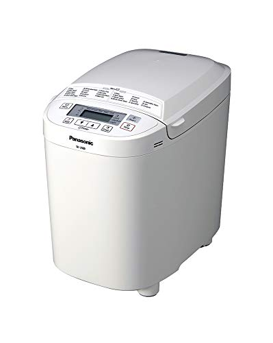 Panasonic SD-2500 WXC Automatic Breadmaker with Gluten Free Program - White