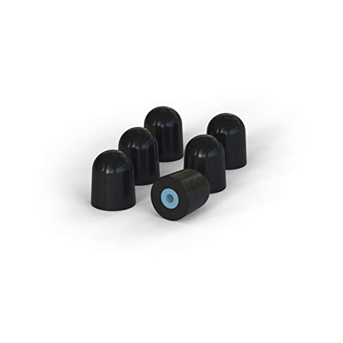 Flare Audio - Punte di ricambio per la protezione dell'orecchio certificata Isolate 2 (Extra Small)