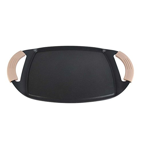 4. Magefesa  – Plancha de cocinar para asar de aluminio fundido de 47 cm