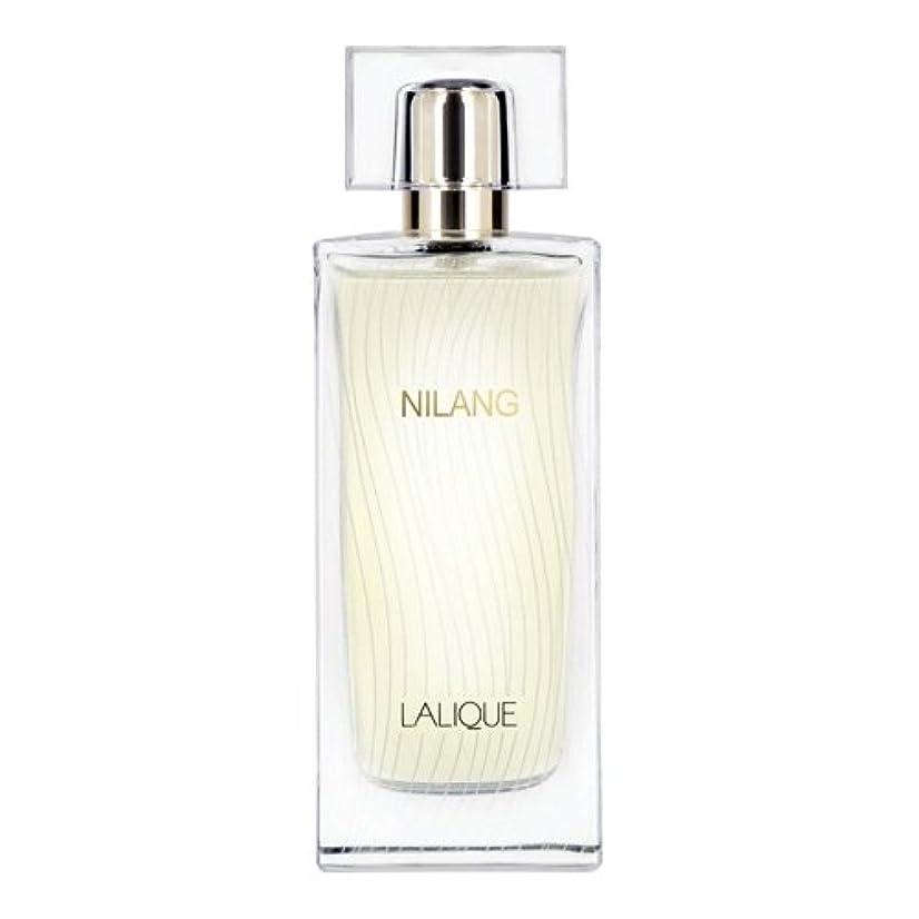 最適粗い水曜日【ラリック】 ラリック ニローン EDP SP 100ml Lalique NILANG [並行輸入品]