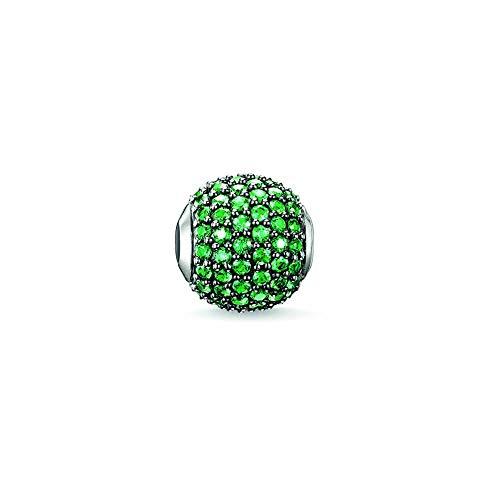 Thomas Sabo Damen-Bead Charms Künstliche Perle K0116-667-6